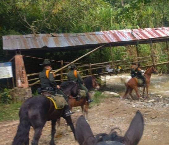 Policía Nacional está ayudando a las víctimas de la emergencia por lluvias en Ibagué
