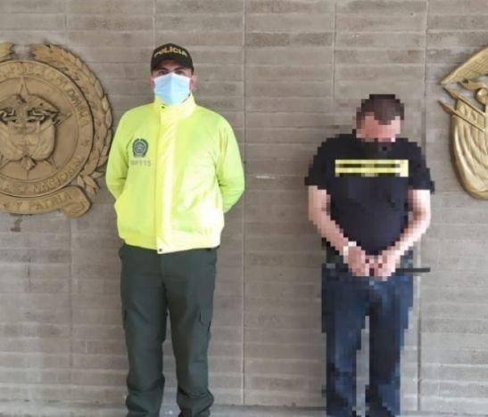 Delincuente condenado como reo ausente fue localizado en el corregimiento de Chicoral