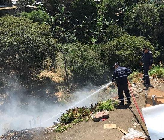 IDEAM declaró alerta naranja por incendios forestales en Ibagué