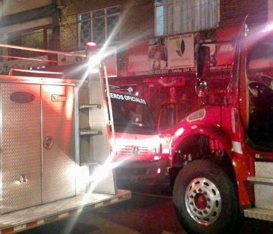 Se registró incendio estructural en la calle 27 con carrera Cuarta de Ibagué