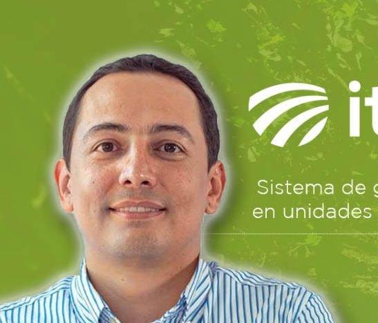 Itagüe App para el Agro