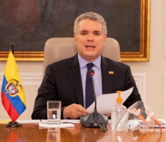 """""""Superamos el umbral del 80% de recuperados"""": Iván Duque"""