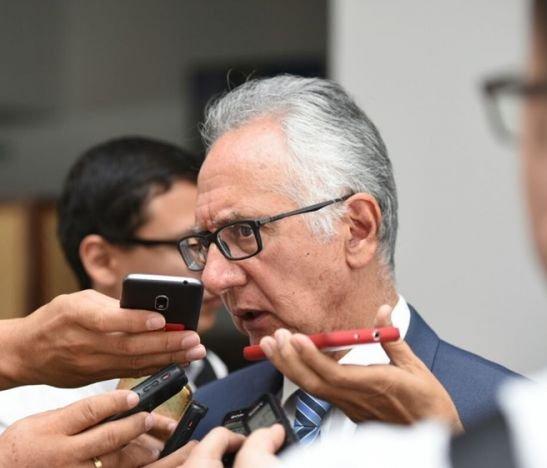 Jaramillo afirma que los que protestan por el aumento de impuestos están haciendo política