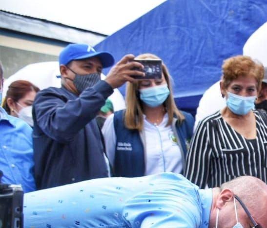 Gobierno Departamental anuncia una importante inversión en el Hospital San Antonio de Herveo