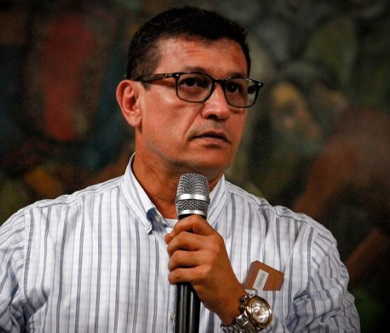 Ibal, José Alberto Girón, proactiva