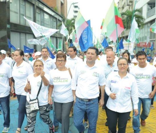 """""""En mi Alcaldía se les acabará la gula a los que insisten en feriarse a Ibagué"""": José Barreto Alcalde"""