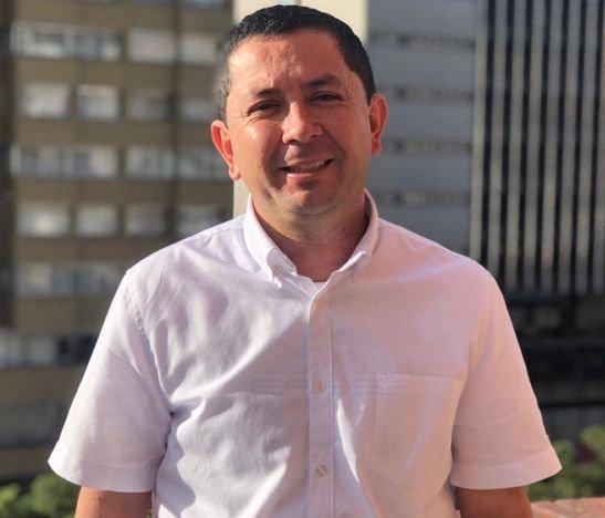 """""""Los ibaguereños van a encontrar en mi Alcaldía una solidaridad que los puede ayudar a liberarse de los gota a gota"""": José Barreto"""