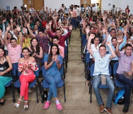 Más de 800 jóvenes ibaguereños se inscribieron al programa 'Sacúdete'