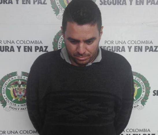 Sujeto fue capturado conduciendo un Mercedes Benz robado por las calles de Ibagué