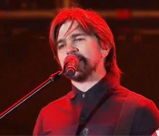 """""""Yo siempre había soñado con estar en este festival nunca había podido por cosas de la vida"""": Juanes"""