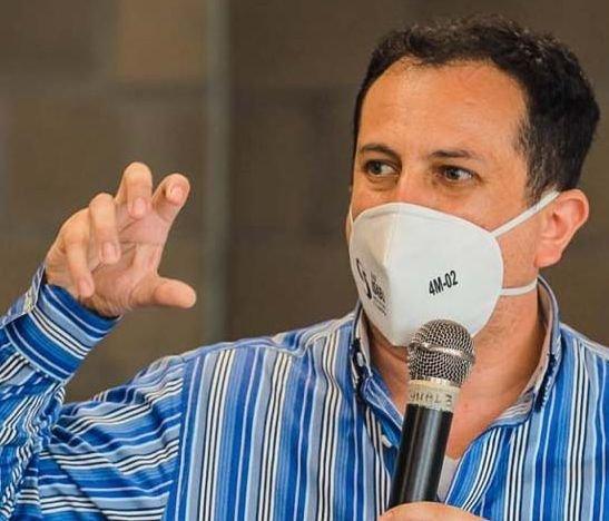 Julián Fernández, director (e) de Epidemiología y Demografía del Ministerio de Salud y Protección Social.