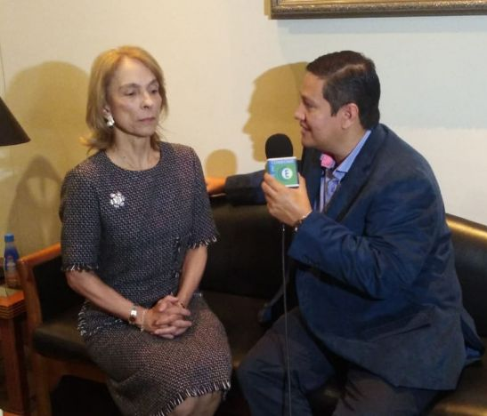 """""""Yo estoy encima de las necesidades de mi departamento y ciudad"""" Juliana Márquez"""