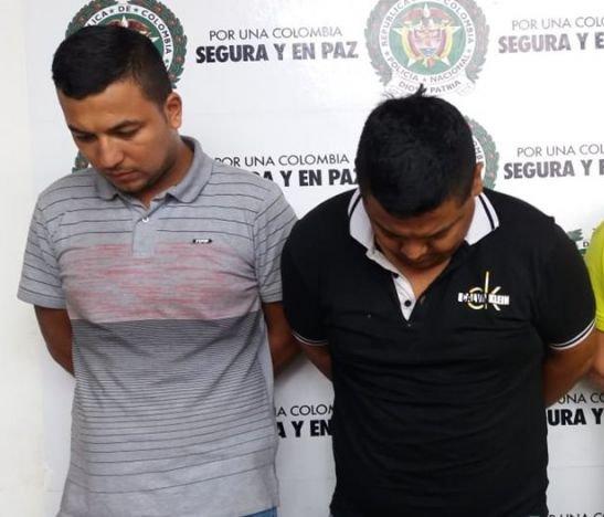 Cayeron ladrones de motocicletas en el barrio Yuldaima de Ibagué