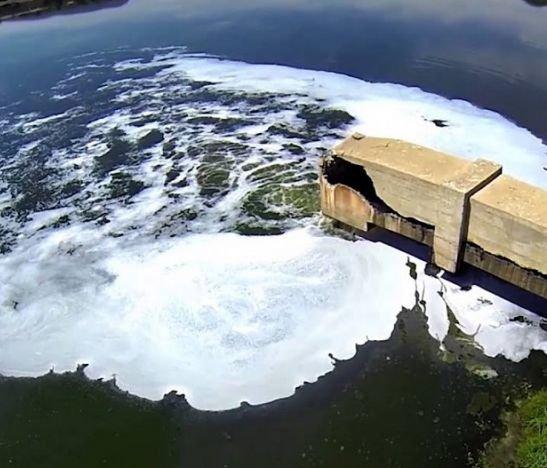 Laguna oxidación Ibagué