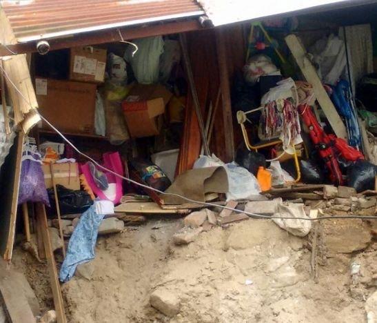 Invierno Tolima, damnificados por lluvias Tolima