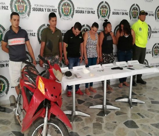 Cinco de los seis 'motorratones' fueron enviados a la cárcel