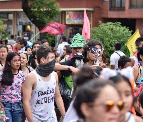 Marcha Carnaval Ibagué