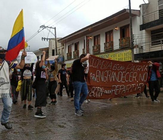 Más de 20 municipios del Tolima le dijeron no a la Reforma Tributaria