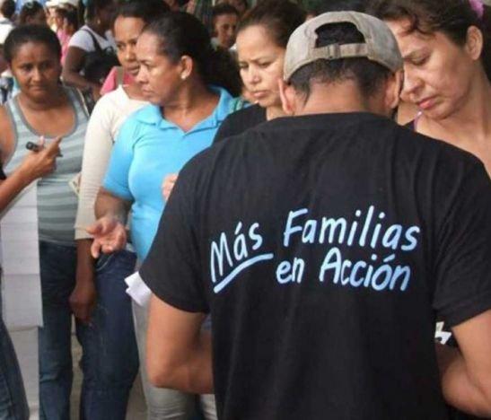 Inicia pago de subsidio Familias en Acción para hogares no bancarizados