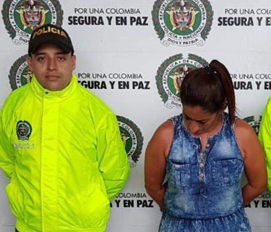 Capturaron a mujer que se encuentra entre las más buscadas del Eje Cafetero