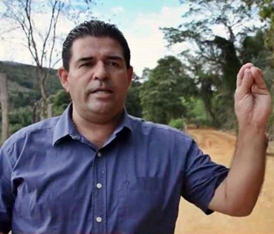 Evelio Girón Molina, alcalde de Cunday