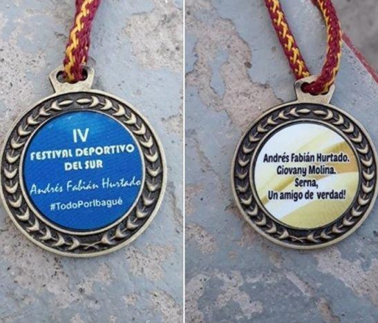 Club Deportivo desmintió publicidad política en el IX Festival Deportivo del Sur de Ibagué