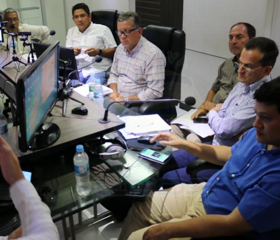 Mesa Trabajo -Jose Alexis Mahecha, William Cervera, Hernan Quiñones y Miguel Bermudez- HD