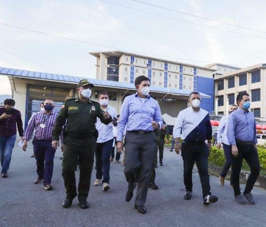 Ministerio de Justicia anunció importante inversión para un nuevo centro de detención 'Permanente' en Ibagué