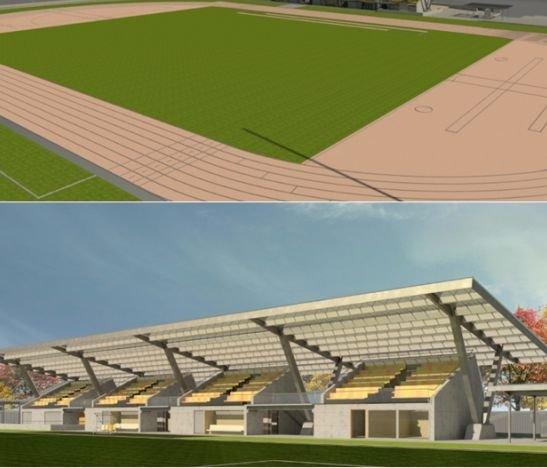 Estadio Atletismo HD
