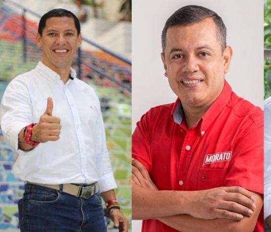 Partido Liberal Tolima, elecciones 27 de octubre de 2019, Julio Morato