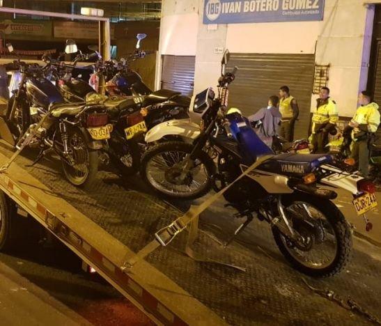 Autoridades intensifican operativos para hacerle frente a los piques ilegales en Ibagué