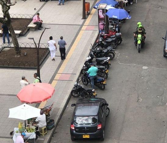 Pico y placa motos Ibagué