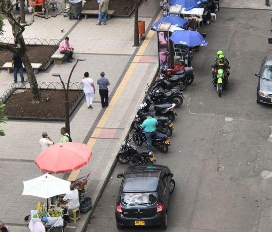 7 motocicletas terminaron inmovilizadas por participar en piques ilegales