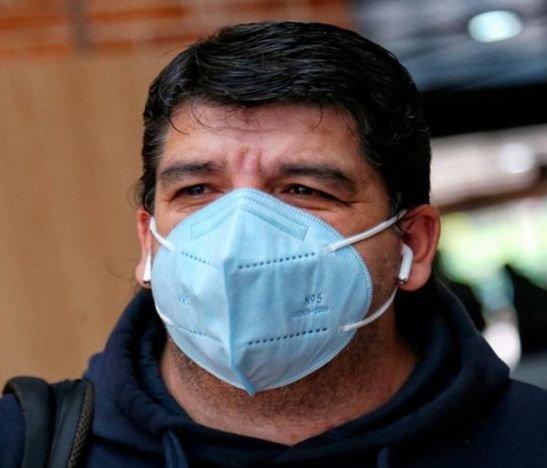 Nelson Alarcón, vocero de Fecode, dejó el país por amenazas