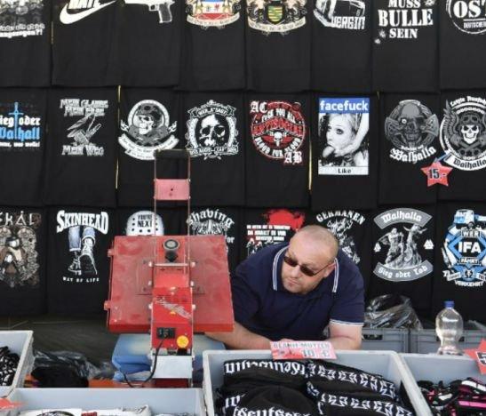 Polémica en Alemania por un festival neonazi para conmemorar a Hitler