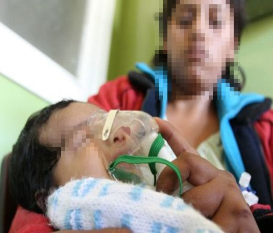 Falleció una bebé venezolana en las urgencias del hospital Federico Lleras Acosta de Ibagué