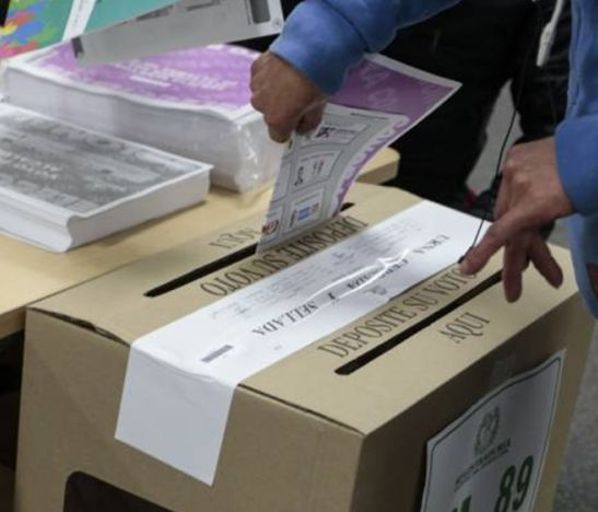Registraduría tiene todo listo para consultas populares del Partido Liberal en Líbano y Honda