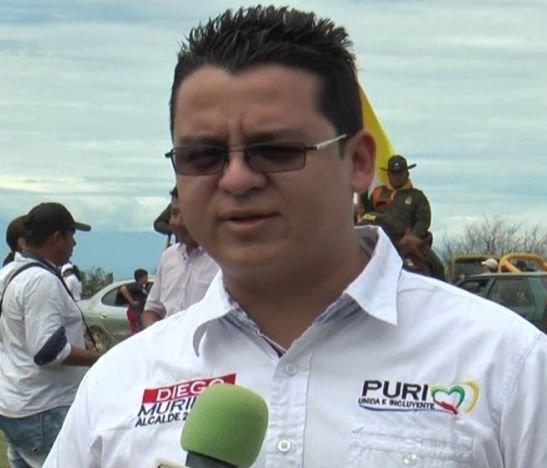 Situaciones de salud de índole familiar serían las causas de la dimisión del alcalde de Purificación, Diego Hernán Murillo