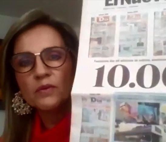 Ecos del Combeima felicita a El Nuevo Día en su edición 10000