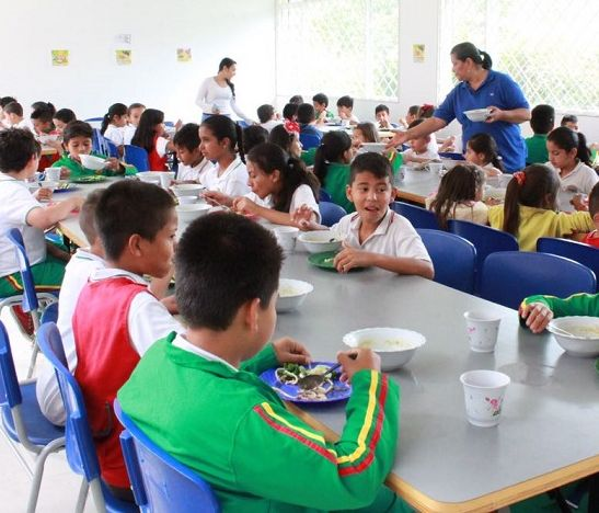 Para este 2019 se mantiene la cifra de $34 mil millones para el Programa de Alimentación Escolar en el Tolima