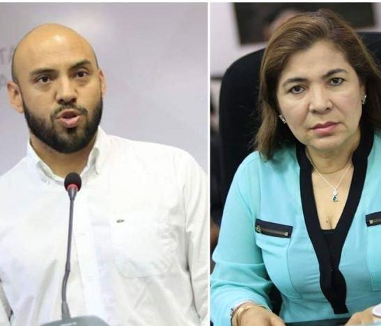 Los diputados Graciela Vergara y Jorge Palomino busca que el periodo de la Mesa Directiva de la Asamblea sea de un año