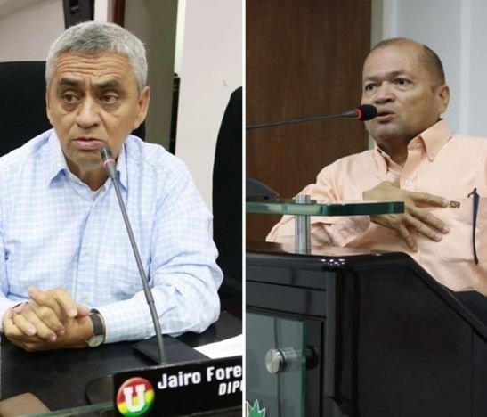 Duro enfrentamiento entre Forero y Segura por la elección del secretario de la Asamblea