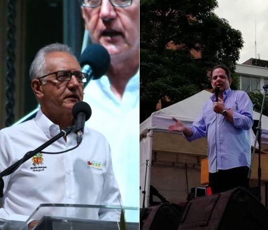 Cruce de palabras entre Jaramillo y Vargas Lleras en Ibagué