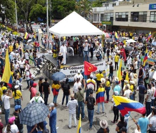 Autoridades están listas para acompañar las movilizaciones de hoy en Ibagué
