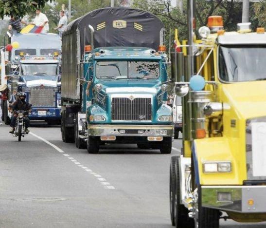 El Tolima se une al paro nacional indefinido de transportadores convocado por la Unión de Conductores
