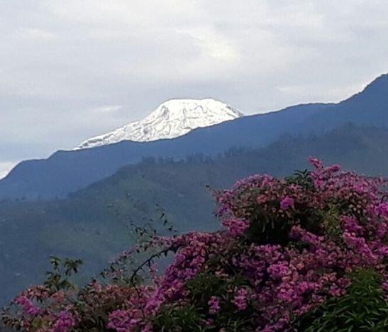 Ibagué, ciudad de volcanes