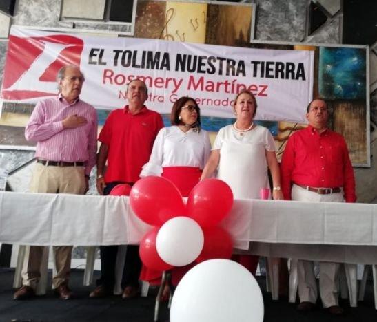 """""""No entendíamos la razón por la que se puso a competir a Rosmery Martínez con otro candidato de dudosa procedencia"""": Mauricio Jaramillo"""
