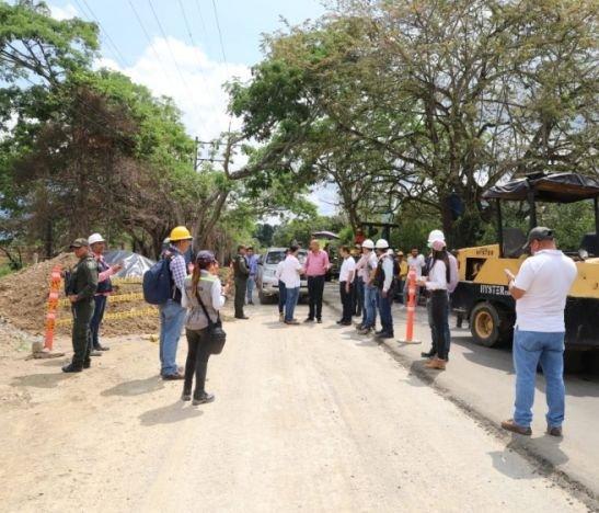 Adjudicada licitación para pavimentar la segunda etapa de la vía Ibagué – Rovira