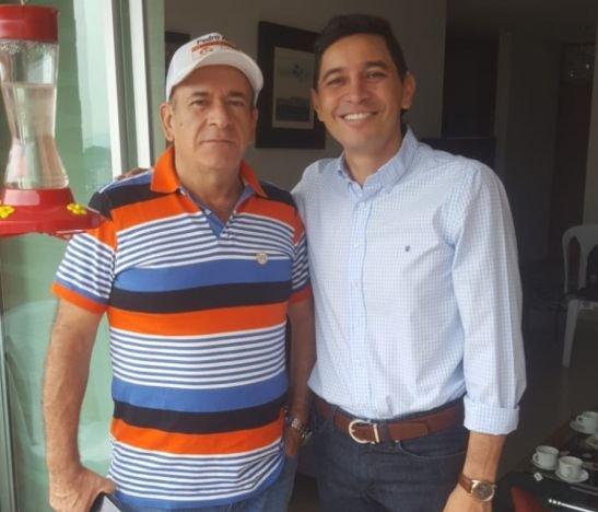 Pedro Mora se une a la campaña de Andrés Hurtado para la Alcaldía de Ibagué
