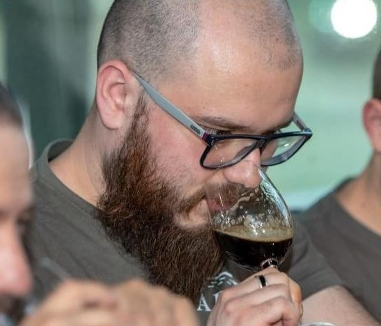 Pedro Reinoso, 'La cerveza hace al maestro'